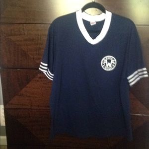 7e141b0e Shirts   Vintage 90s Weezer Jersey Concert Tshirt   Poshmark
